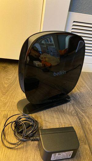 Belkin AC900 wireless router for Sale in Arlington, TX