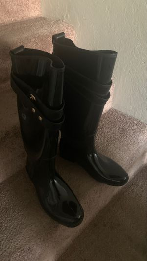 Coach Rain boots for Sale in San Lorenzo, CA