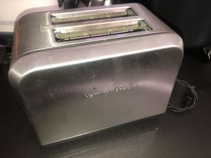 Hamilton Beach 2 Slice All Metal Toaster for Sale in Hollywood, FL