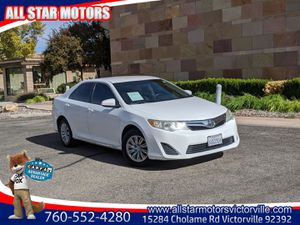 2012 Toyota Camry for Sale in Victorville, CA