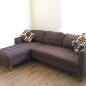 Moving Sale Sectional Couch Very Good Condition Like New for Sale in Los Angeles, CA