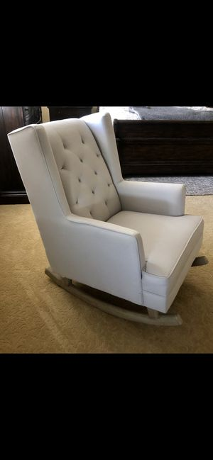 Pottery Barn Rocking Chair for Sale in Fresno, CA