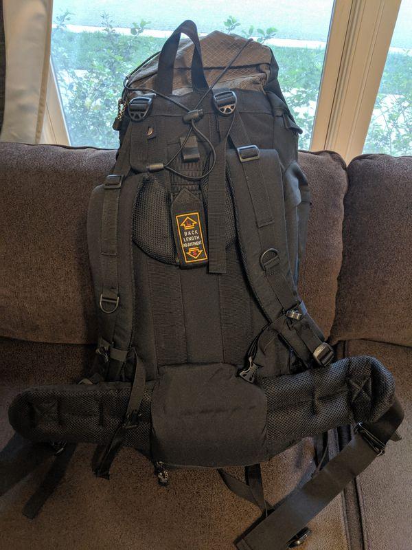 TETON Sports Scout 3400 hiking backpack