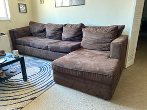 3 Seats Sofa + Sleeper Sectional for Sale in Washington, DC
