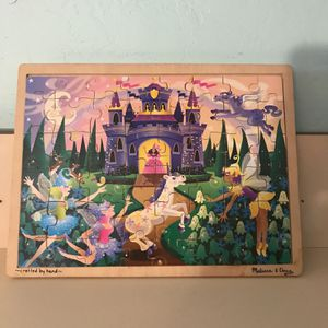 Melissa & Doug Puzzle for Sale in Bethany, OK