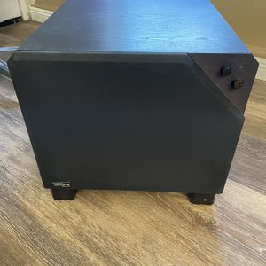 Velodyne V-1012 home theater/audio powered subwoofer. for Sale in Rancho Santa Fe, CA