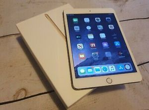 Apple iPad MiNi 3 Wi-Fi Only Excellent Conditions, LiKe NeW for Sale in Springfield, VA