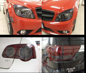 Head light protection TINT for Sale in Richmond, VA