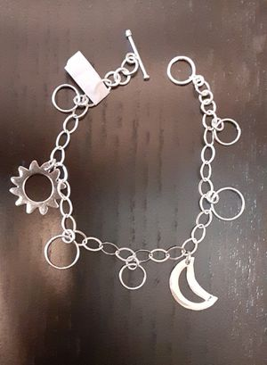 .925 sterling silver bracelet for Sale in Lake Elsinore, CA
