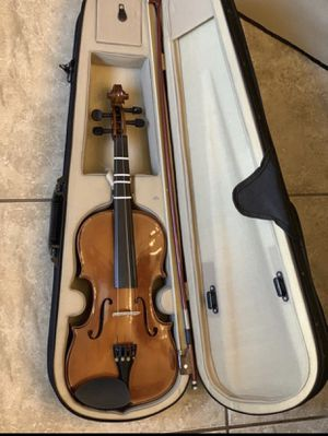 Palatino VN-350 Campus Student 7/8 Violin w/ Case & Bow for Sale in St. Petersburg, FL
