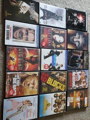 Dvd movie for Sale in San Jacinto, CA