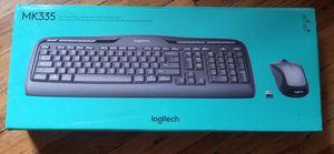 NIB Wireless Keyboard & Mouse with 2-Year Warranty for Sale in Denver, CO