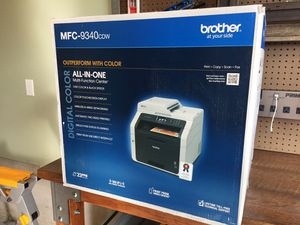 Brother MFC-9340CDW for Sale in Powell Butte, OR
