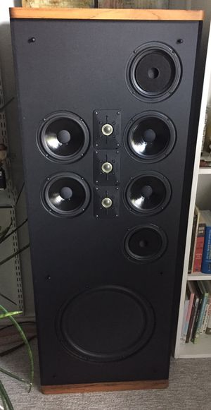 Polk Audio SDA SRS 2.3 Speakers. for Sale in Mesquite, TX