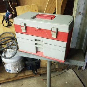 Plano Tackle Box. Used, but not abused. for Sale in New Haven, CT