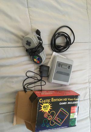 Classic Edition HD Super Nintendo for Sale in Miami, FL