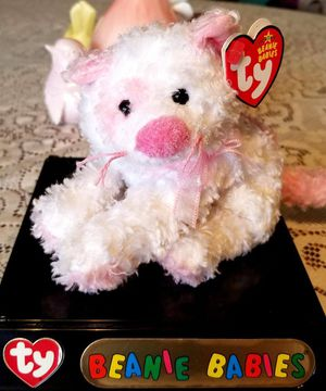 Ty Beanie Baby Pinkerton the Pink Kitty Cat for Sale in San Marcos 844993419f18