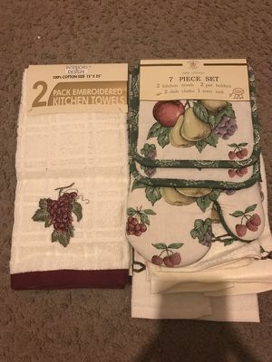 Kitchen Towel sets for Sale in Phoenix, AZ