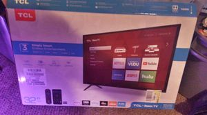 32 in. TCL roku tv for Sale in Norman, OK