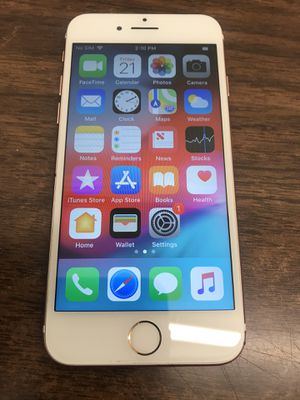 iPhone 7 32GB Rose Gold T-Mobile/Metro-Pcs for Sale in Greensboro, NC