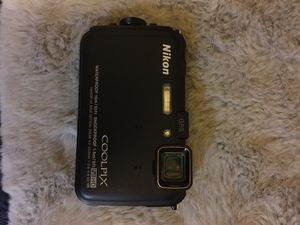 Nikon AW100 Coolpix under water camera for Sale in Chandler, AZ