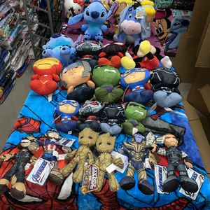 Disney Plushies for Sale in Los Angeles, CA