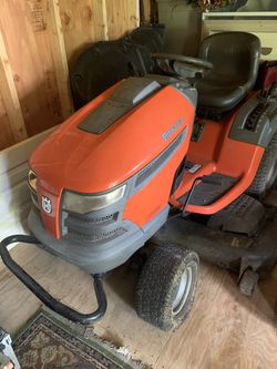 Husqvarna 26 hp tractor, always garage kept for Sale in Mount Airy,  MD