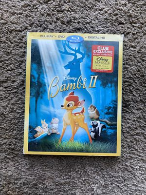Disney's Bambi 2 for Sale in Los Angeles, CA