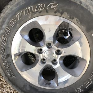Rims and tiers for Sale in Houston, TX