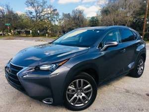 "LEXUS NX 200T ""30K MILES ONLY"" $4998 $447 MONTHLY /W INS INCL - $24998 (7414 N FLORIDA AVE TAMPA (please ask for Toris for Sale in Tampa, FL"