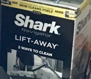 Shark lift away vacuum for Sale in Ceres, CA