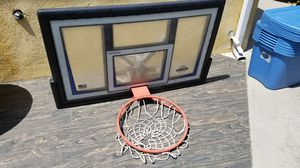 Outdoor Mounted Basketball hoop for Sale in Los Angeles, CA