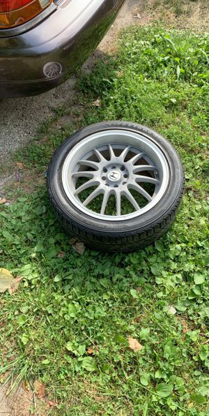 17 inch 4 lug rims for Sale in Rochester, NY