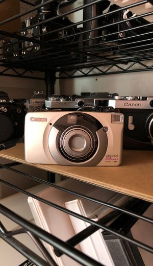 Canon sureshot for Sale in Wahiawa, HI