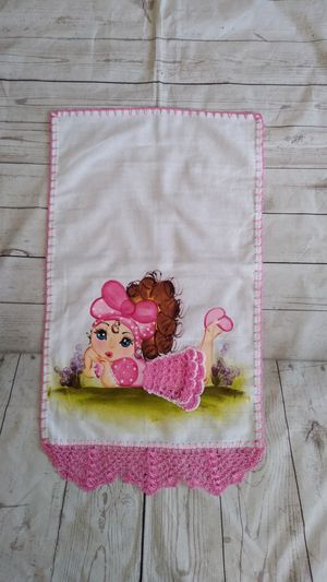 New Beautiful Kitchen Towels Handmade ( never used ) for Sale in Frederick, MD