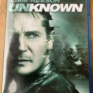 Unknown Blu-ray And DVD Movie Liam Neeson for Sale in Seattle, WA