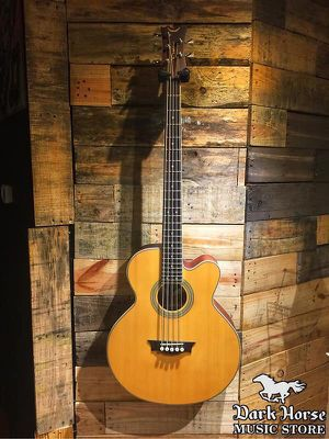 Dean Acoustic/Electric 5-string Bass for Sale in Plant City, FL