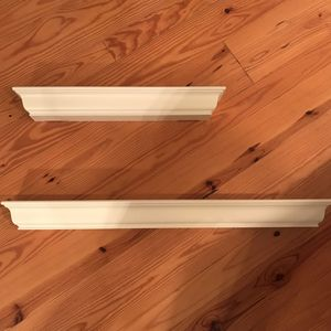 Pottery Barn wall shelves: 2 ft and 3 ft for Sale in Camas, WA