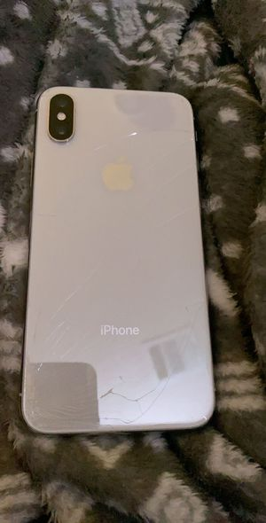 iPhone X sprint for Sale in Leander, TX