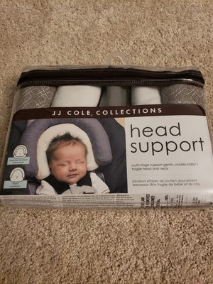 JJ Cole Head Support for Infant Car Seats for Sale in Seattle, WA