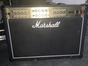 "Marshall JVM 410c 100-Watt 2x12"" 4-Channel Tube Guitar Combo Amp with Mods for Sale in Redondo Beach, CA"
