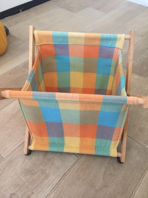 Fabric Magazine rack for Sale in San Diego, CA