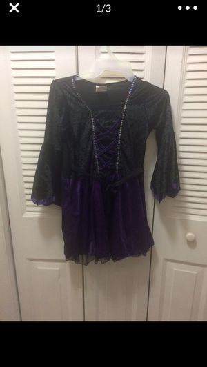 Girls costume size: Large for Sale in Hialeah, FL