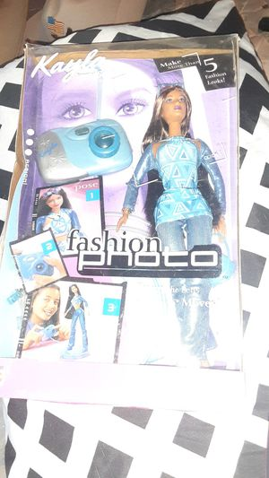 Kayla, friend of Barbie Fashion Photo Barbie doll for Sale in MD, US