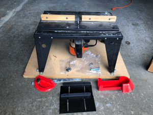 Table Router for Sale in Sioux Falls, SD