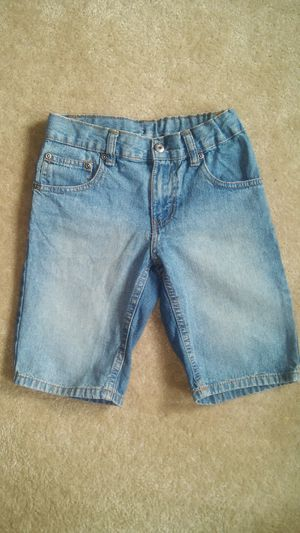Boys size 7 ™Faded Glory jean short LIKE NEW for Sale in Falls Church, VA