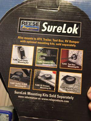 Reese Towpower Surelok for Sale in Salt Lake City, UT