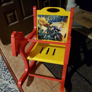 Justice League Rocking Chair for Sale in Fairfax, VA