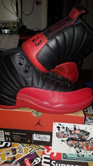 Flu Game jordan 12s for Sale in Rockville, MD