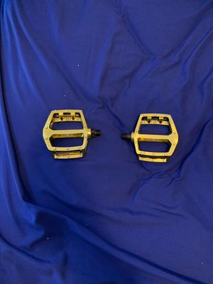 Black ops bike pedals for Sale in Paterson, NJ